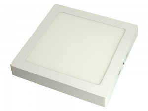 PANEL LED 18W 4000K KWADRATOWY PLAFON 22,5 cm