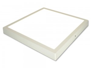 PANEL LED 36W 40x40cm KWADRATOWY PLAFON